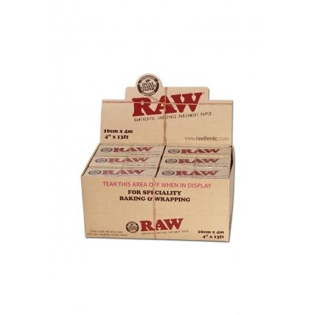 Papel pergaminho Raw